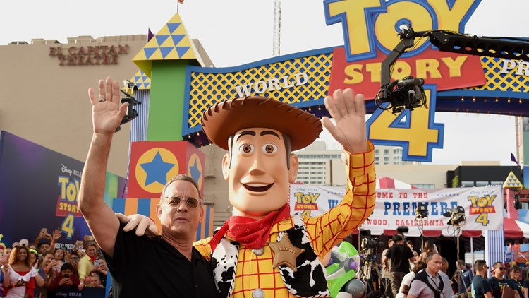 'Toy Story 4' opens below expectations with $118M weekend