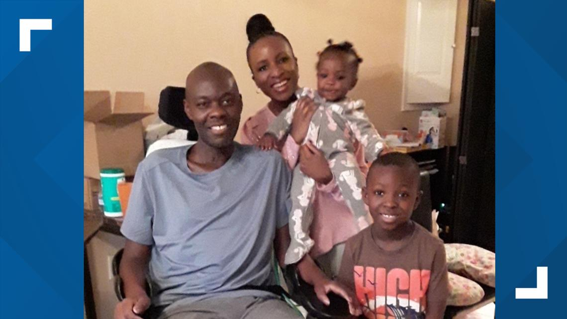 COVID-19 took his ability to walk, now this St. Louis nurse is fighting for insurance coverage