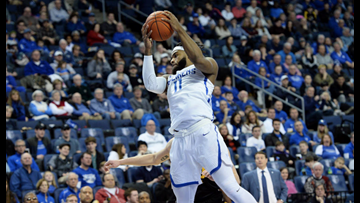 Billikens win big in nonconference finale; remain unbeaten at Chaifetz Arena