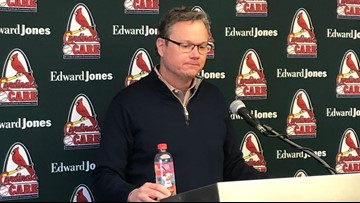 For Cardinals manager Mike Shildt, offseason has been hectic both personally and professionally