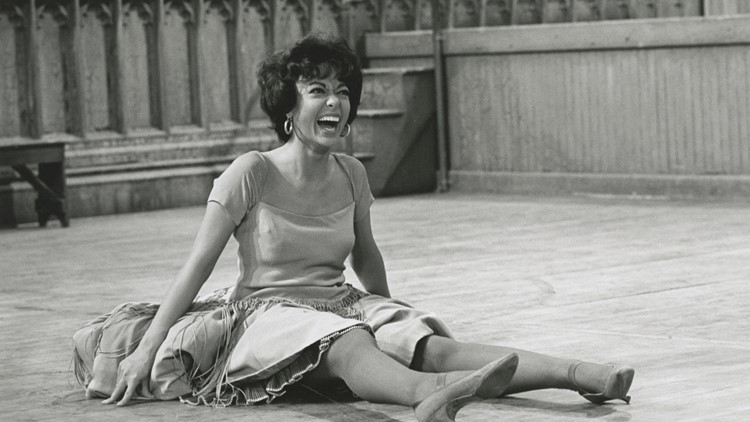 Candid and inspiring documentary proves that Rita Moreno is still going for it