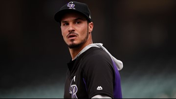 Reports: Nolan Arenado feels 'disrespected' by Rockies and wants out, re-igniting trade rumors