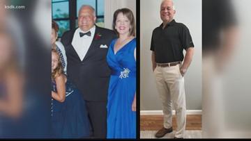 An inspiring 90-pound weight loss journey