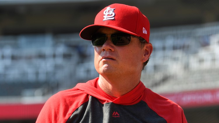 Cardinals manager Mike Shildt named National League Manager of the Year