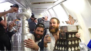 Stanley Cup's next stop is Busch Stadium