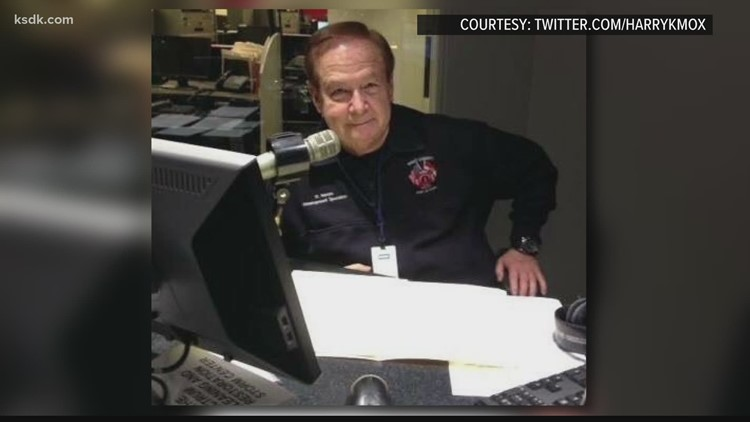 Former KMOX Radio personality Harry Hamm dies after sentencing in child porn case