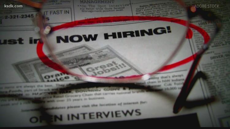 Online job scams skyrocket as unemployment benefits end