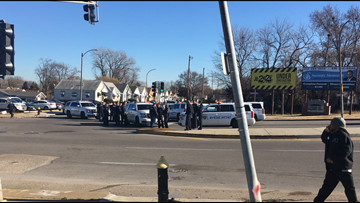 Suspect fatally shot by St. Louis police officer, officer injured during incident