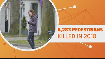 Connect the Dots: Why more pedestrians are being killed across the country