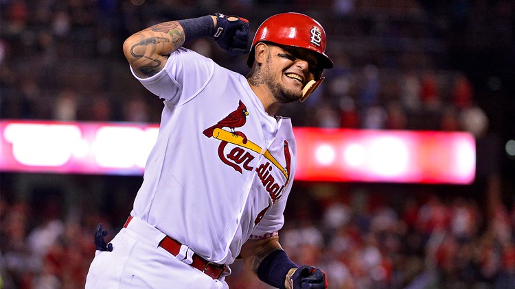 Yadier Molina named to NL All-Star Team after Buster Posey injury