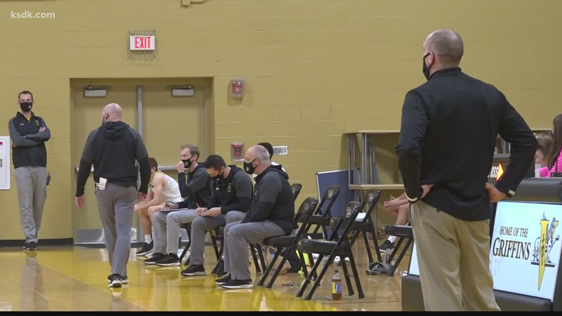 Vianney and Lutheran South matchup is battle of the brother-in-laws