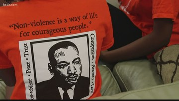 Peace Warriors learning to fight violence in East St. Louis