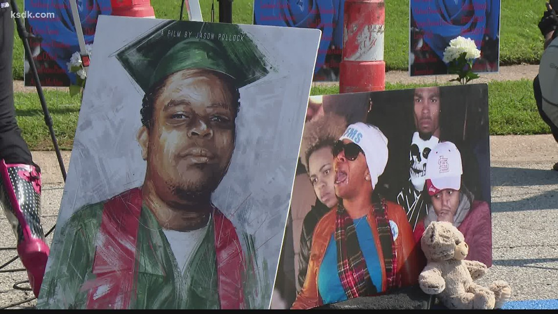 Memorial held on 6th anniversary of Michael Brown's death