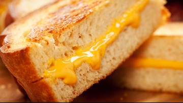 The ultimate event for grilled cheese lovers