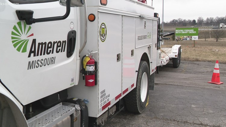Ameren seeks rate increase to fund grid upgrade, wind generation