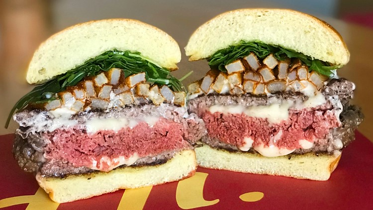 Hi-Pointe burger
