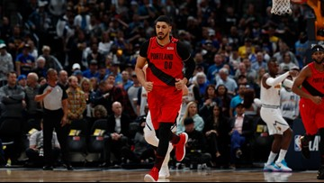 Trail Blazers' Enes Kanter hosting basketball camp in Chesterfield