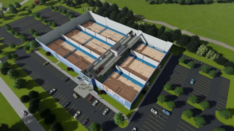 Developer, sports association plan indoor volleyball and basketball complex in Chesterfield Valley