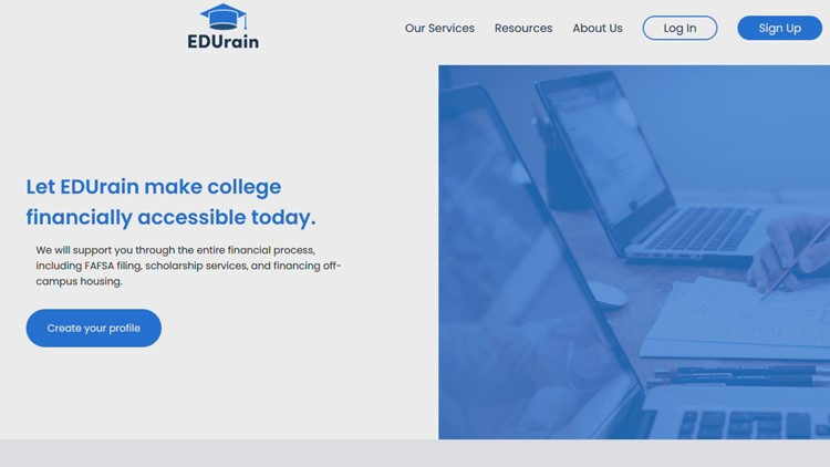 St. Clair County graduate creates platform for students to find ways to pay for college