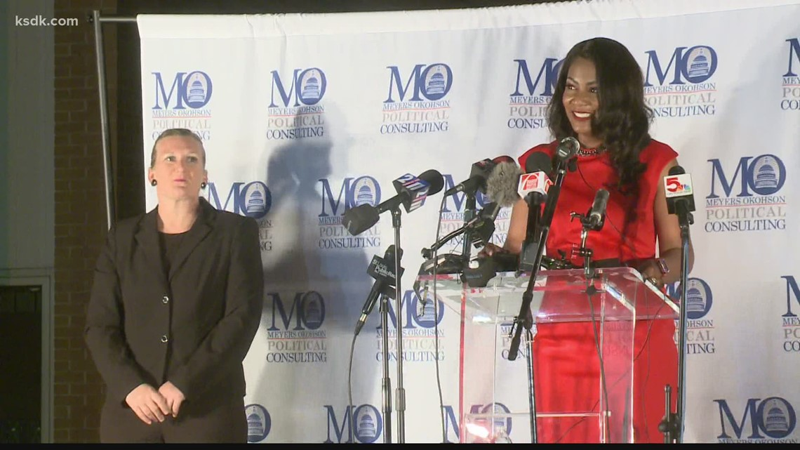 Tishaura Jones wins mayoral race