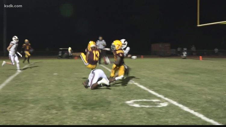 MICDS stays undefeated with win over Lutheran North