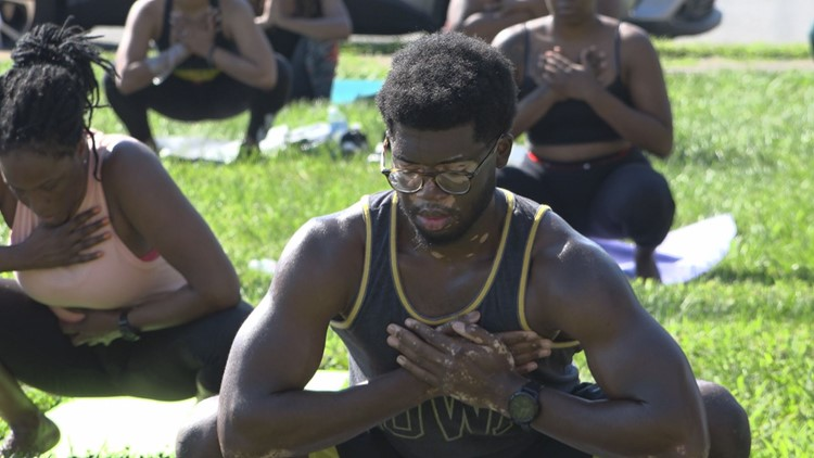 'Our presence breaks the stereotype': Groups work to create safe spaces for Black wellness and mental healthcare