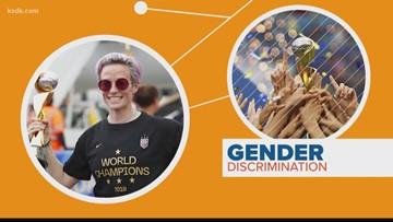 Connect the Dots: US women's soccer team discrimination lawsuit