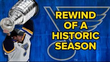Rewind of a championship season: St. Louis Blues