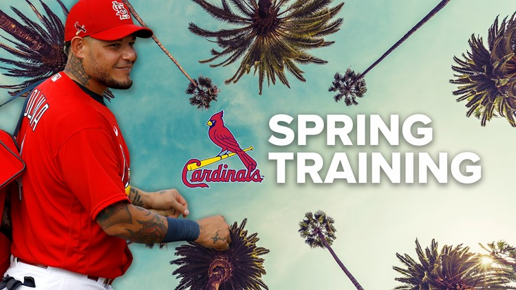 Martinez rocked as Cardinals get blown out by Astros in spring training contest