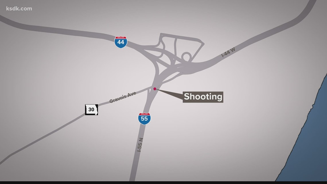 Woman shot in road rage incident