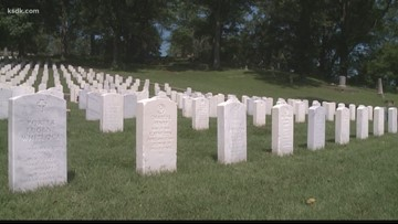 Many veterans can't access VA Cemetery