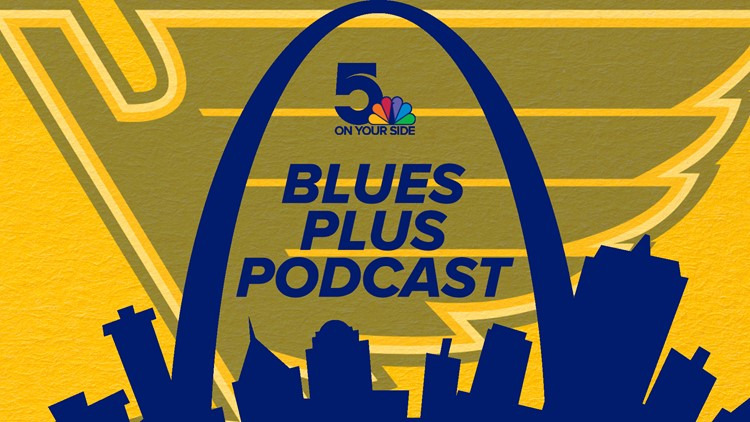 Follow our Blues Plus Podcast throughout the Stanley Cup Final