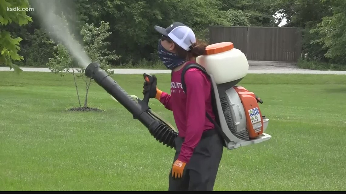 This local company can help keep those backyard mosquitoes at bay