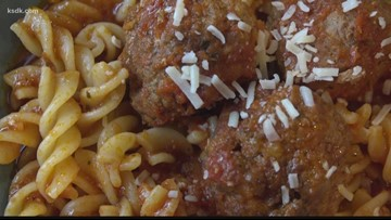Dana Dean shares a recipe for her mom's famous meatballs