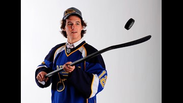 Blues call up prospect MacEachern