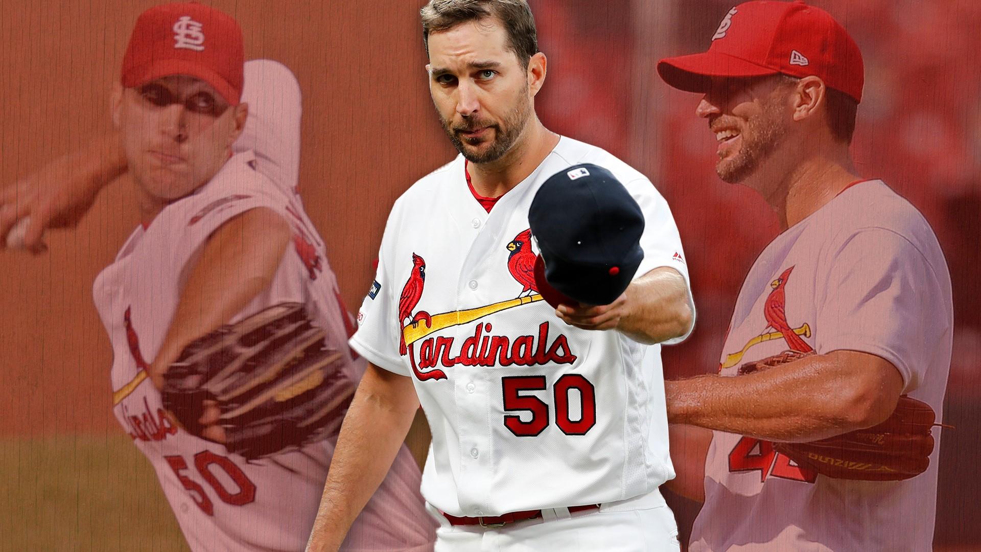 Adam Wainwright re-signs with Cardinals