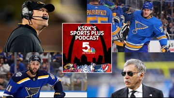 Sports Plus Podcast: Kroenke's embarrassments, Blues' roster shuffles and Barry Odom's hot seat