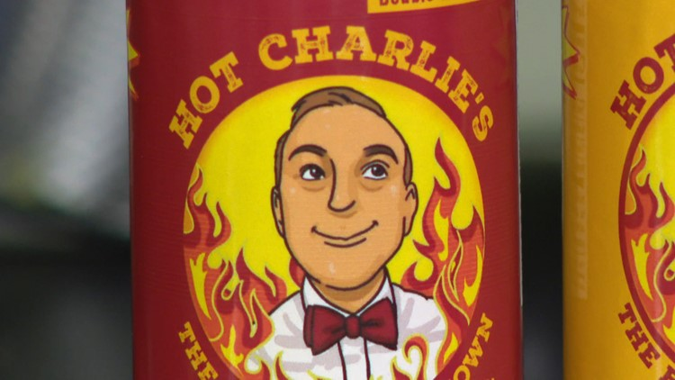 hot charlie's hot sauce