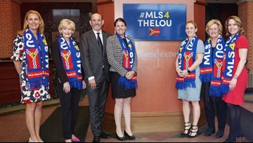 MLS Commissioner visits St. Louis as #MLS4THELOU makes its pitch