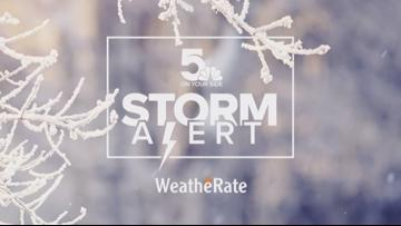 STORM ALERT: Another round of wintry weather overnight