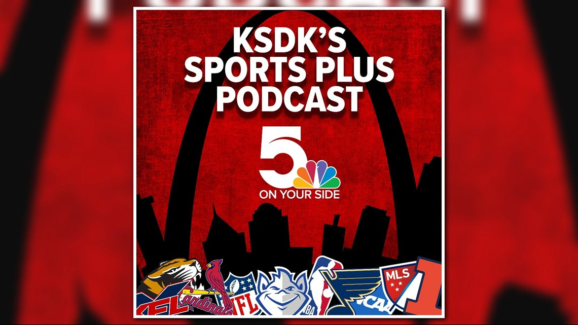 Subscribe to KSDK's Sports Plus Podcast