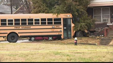 'I was so scared' | School bus full of students caught in crossfire of north St. Louis shooting