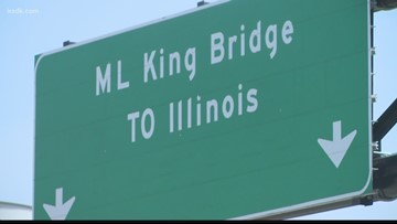 MLK Bridge to stay closed until we don't know when