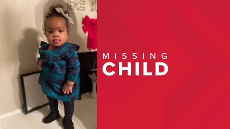 St. Louis County Police search for missing child taken from home