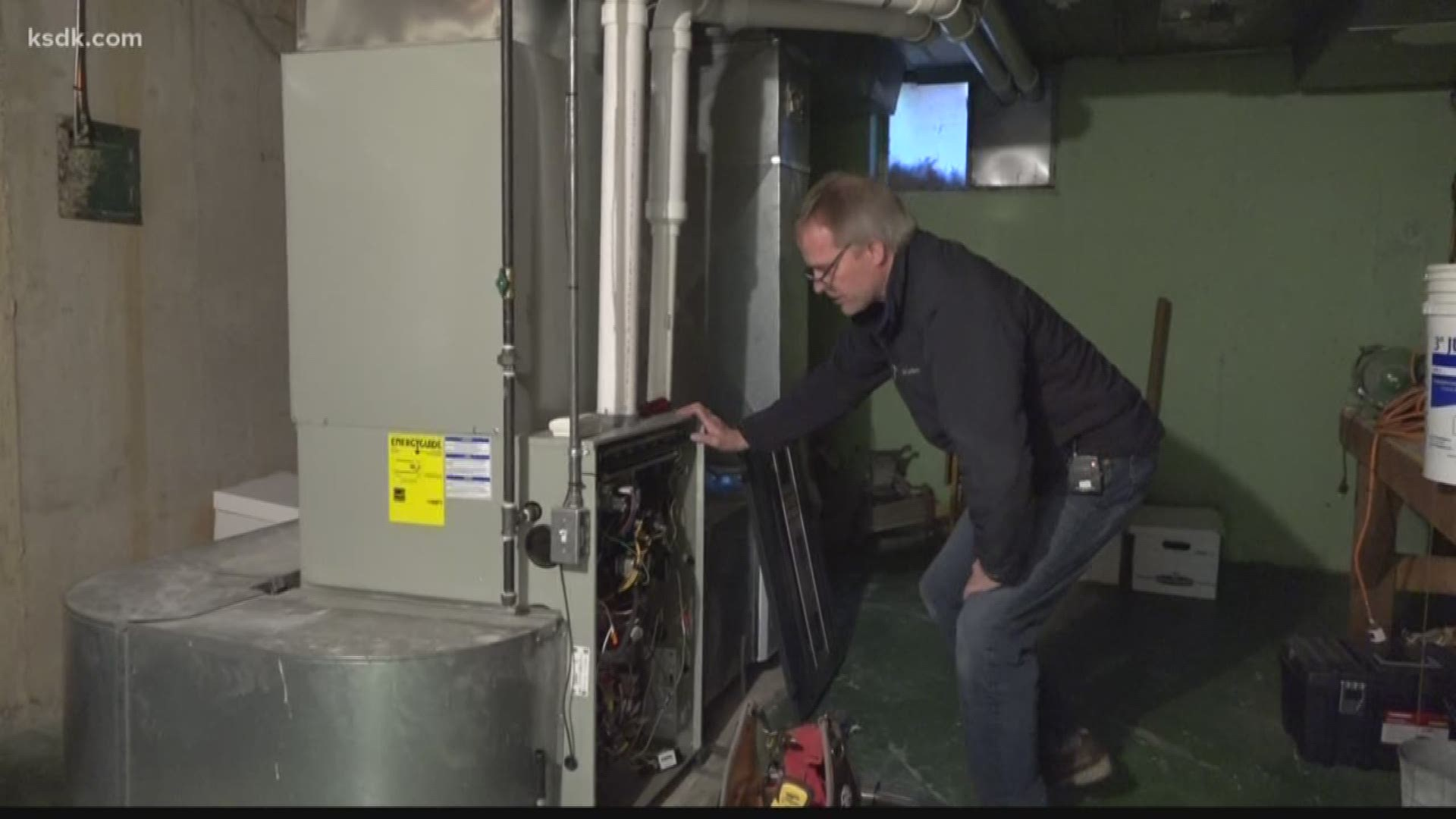 Is Your Home Ready For Freezing Temperatures Ksdk Com