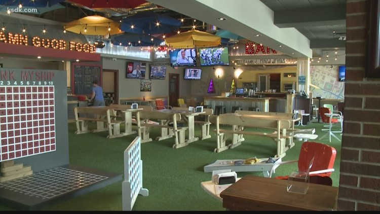 Superieur TBD Bar Social Opens In Fairview Heights With An Indoor Patio And Games