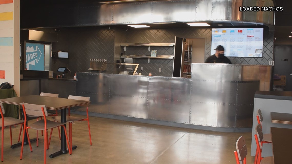 Loaded Elevated Nachos opens in St. Charles