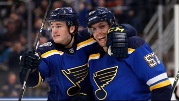 Blues beat Lightning 3-1 by playing their gritty, hard-nosed style