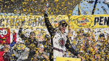 NASCAR introduces new partners for Cup Series