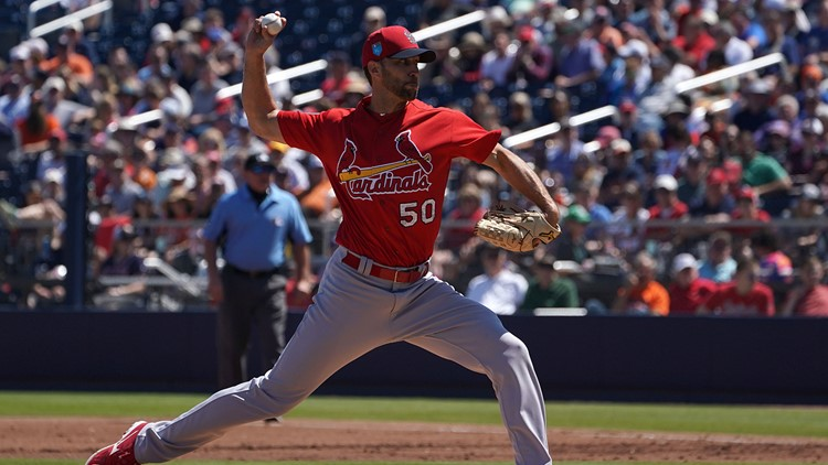 Cardinals place Adam Wainwright on 10-day DL